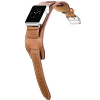 harga Apple Watch Cuff Single Loop Bracelet Strap Band Leather Tokopedia.com