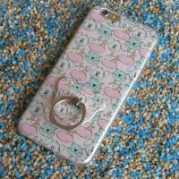 Jual animal ring set for iphone 5 , iphone 6 , iphone6+ ,iphone 7 ,iphone7+ Murah