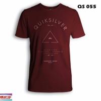 Kaos Surfing Quiksilver Jersey Premium/Kaos Singlet Surfing/Kaos Oto