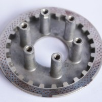 Plate Clutch Pressure / Kaki 6 Rumah Kopling / Motor Roda 3