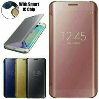 Samsung Note 5 Flip Cover S-View / Case Auto Lock Flipcover