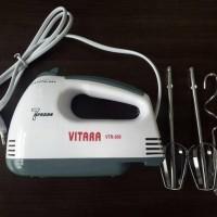 Jual PROMO!!! hand mixer murah vitara dgn 7 pengaturan speed VTR-308 Murah