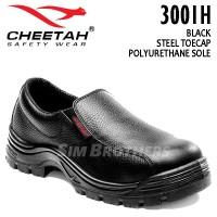 Jual Sepatu Safety Shoes Cheetah 3001H Murah
