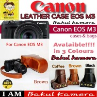 LEATHER CASE CANON / LEATHER CASE EOS M3/ EOS M3