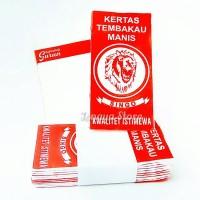 Kertas Papir Paper Rokok Manis SINGO Merah uk Kretek Tembakau Tembako