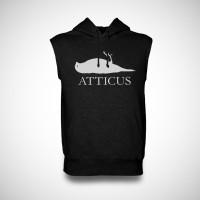 Vest Hoodie Atticus - Noval Clothing