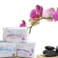 AIRIZ SANITARY NAPKIN (NIGHT USE) | Pembalut Herbal | Anti Bakteri