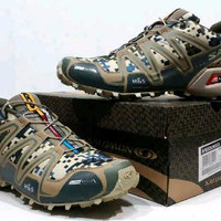 SEPATU TACTICAL OUTDOOR SALOMON IMPORT MADE IN VIETNAM ( ACCUPAT ) NEW 4523718d50