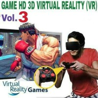 PAKET GAME 3D VIRTUAL REALITY/ VR VOL 3