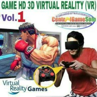 PAKET GAME 3D VIRTUAL REALITY / VR VOL.1
