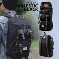Jual Tas Ransel Backpack Visval Majestic Laptop Gendong Branded Kerja Murah Murah