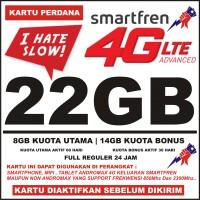 Kartu Perdana Smartfren 22GB
