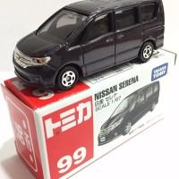 Tomica Series no 99 Nissan Serena