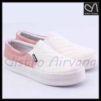 sepatu wanita/platform/casual/slip on/nike/adidas/sneakers/cewek/DN