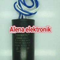 harga Kapasitor / Capasitor Mesin Cuci 5+10uf 450v Tokopedia.com