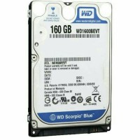hardisk 160gb sata wd blue for laptop/notebook garansi 1tahun
