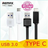 Type C USB 3.0 Remax Kabel Fast Charger Samsung Note 7 S8 Plus C5 C7