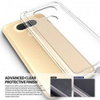 Hardcase Ringke Clear Crystal Slim Bening Hard Case Cover Casing LG G5