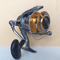 Alat Pancing - Daiwa Crossfire Spinning Reel 4000