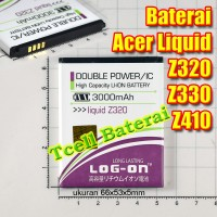 Baterai Acer Liquid Z320 Z330 Z410 Log-On