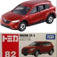Mazda Cx-5 no 82 Tomica series sedan mpv suv
