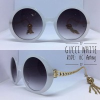 Sunglasses GUCCI GC Anting WHITE