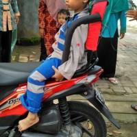harga Sandaran Motor Belakang Untuk Anak / Ziva Seater / For Honda Vario Tokopedia.com