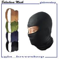 GROSIR Masker Balaclava Topeng Ninja / Masker SWAT / Masker Gokart