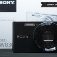 Sony Cyber-shot DSC-W830 garansi Sony Indonesia 1 Tahun