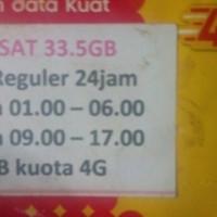 Perdana Indosat IM3 Kuota 33,5Gb Masa Aktif Sampai 30 September 2017