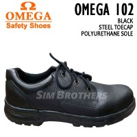 Sepatu Safety Shoes Omega 102
