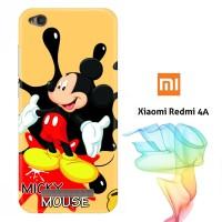 Mickey Mouse Art X3645 Casing Redmi 4A Full Body Print 3D Case