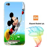 mickey mouse new Z0535 Casing Redmi 4A Full Body Print 3D Case