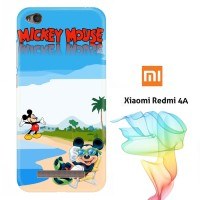 Mickey Mouse X2342 Casing Redmi 4A Full Body Print 3D Case