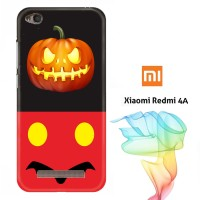 mickey mouse halloween X2772 Casing Redmi 4A Full Body Print 3D Case