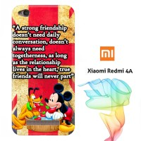 mickey mouse Q0199 Casing Redmi 4A Full Body Print 3D Case