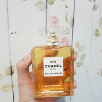 Parfume Original Counter Chanel No 5 edp 100ml Unbox