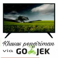 "HANYA PENGIRIMAN GOJEK LED TV 32"" LG 32LJ 500D USB MOVIE"