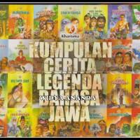 Kumpulan Cerita Legenda Bahasa Jawa (Box /Set)