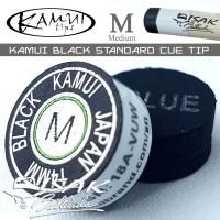 Kamui Black Standard M - Medium Cue Tip - Billiard Stick Biliar Tips