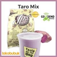 JPS Bubuk Taro Mix (Bubuk minuman dan makanan)