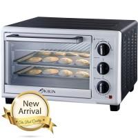 Oven Toaster 19 L Low Watt Kirin KBO190LW / KBO-190LW