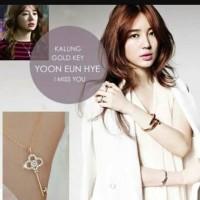 kalung i miss you yoon eun hye