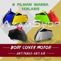Body Cover Motor 100% Polyster
