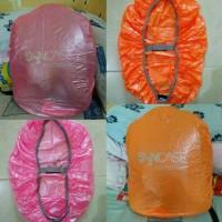 harga Rain Cover / Cover Bag / Rain Coat Bahan Acrilic Warna Pink & Oranye Tokopedia.com