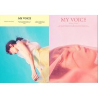 Taeyeon (SNSD) - My Voice (1st Album)(Deluxe Edition)