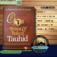 Syarat dan Rukun Tauhid - Pustaka Ibnu Umar - Karmedia