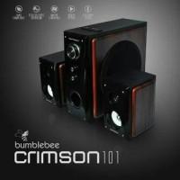 Speaker 2.1 bluetooth bumblebee