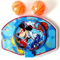 Jual Mainan Anak Basket Ball Ring Karakter - Ring Basket Anak Murah