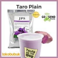 JPS Bubuk Taro Plain (Bubuk minuman dan makanan)